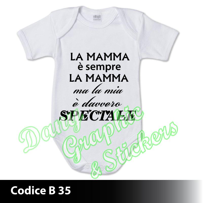 c9b1892efe74 B 35 BODY LA MAMMA E  SEMPRE LA MAMMA - DANY GRAPHIC   STICKERS