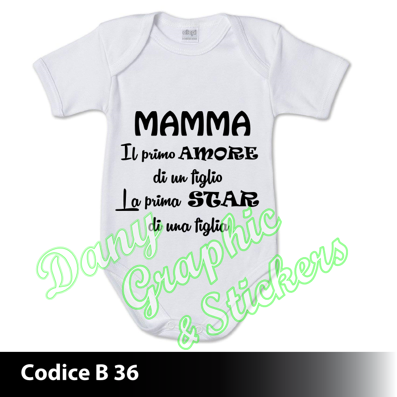 Top Dediche Mamma Archivi - DANY GRAPHIC & STICKERS NA09