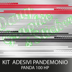 adesivi pandemonio panda 100 hp